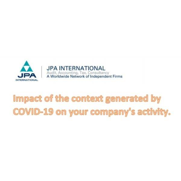 Jpa International - Results of the survey